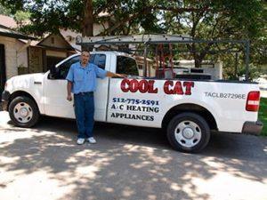Cool Cat Truck
